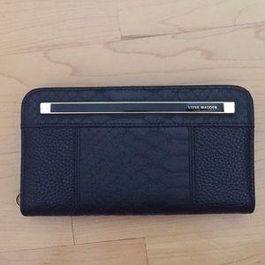 Steve Madden Zip Around Wallet
